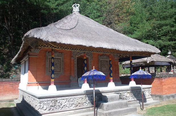 maison balinaise traditionnelle