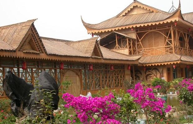 La maison en bambou de chine - Maison de la chine boutique ...