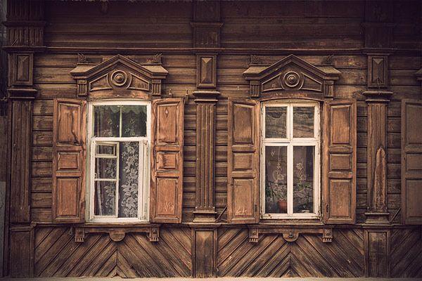 maison Irkoutsk