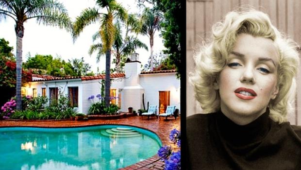 La dernière maison de Marilyn Monroe