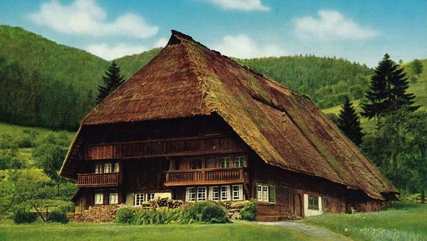 Les maisons de la Forêt-Noire