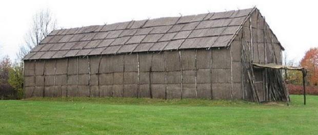 maisons longues des iroquois