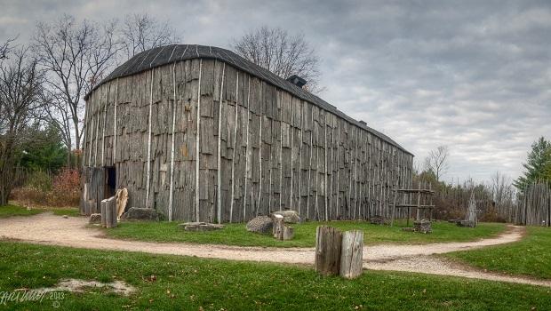 maisons longues iroquois