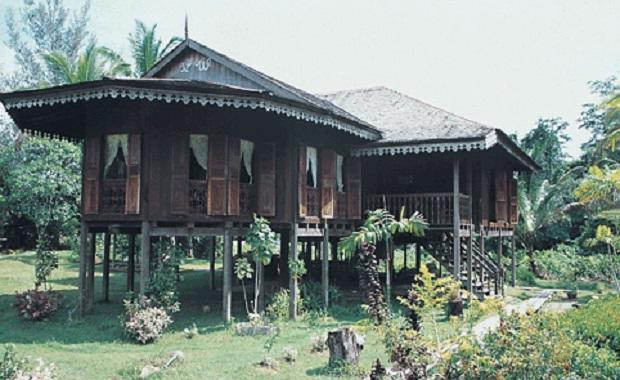 maison en malaisie