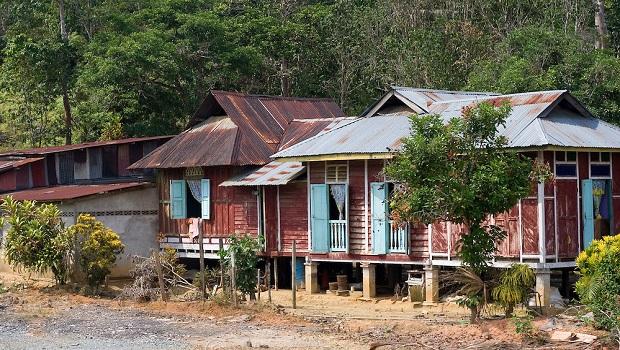 maisons malaisiennes