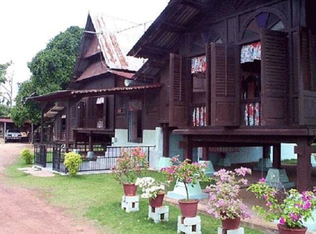 maisons en malaisie