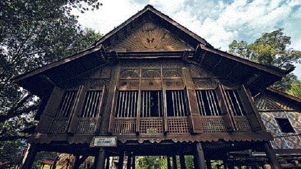 les maisons en malaisie