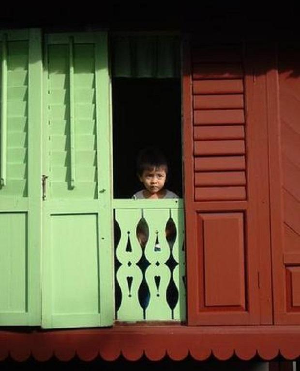 fenetre maison malaisie
