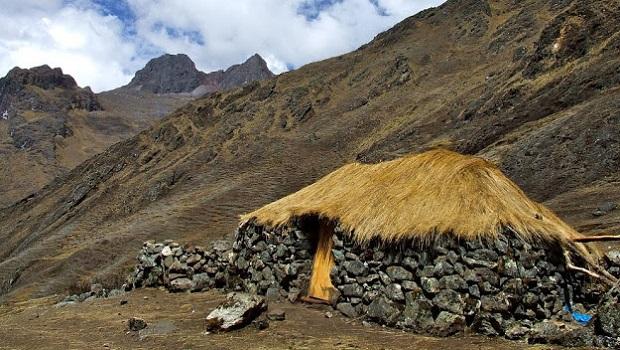 Les maisons Quechuas