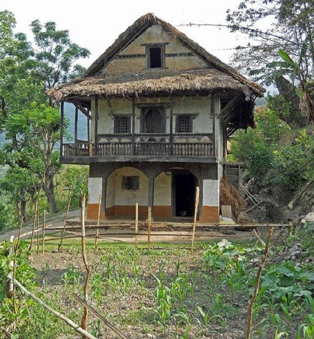 maison rai népal