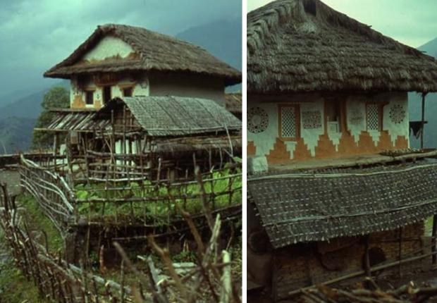 maisons rai népal
