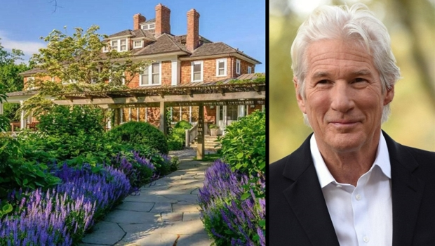 La maison de Richard Gere à Long Island