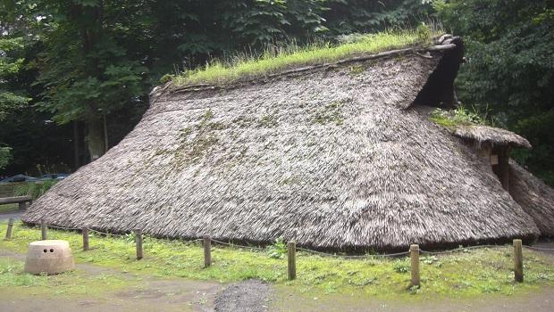 les maisons au japon