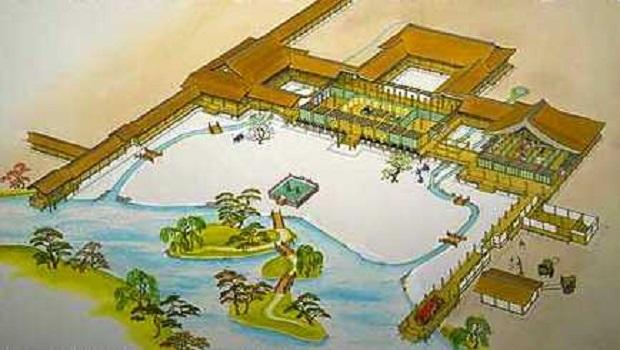 maison shinden-zukuri