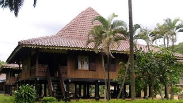maison traditionnelle indonésie bengkulu