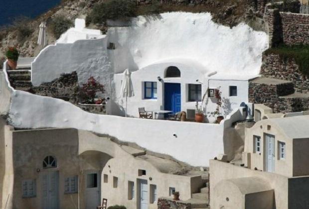 maisons santorin