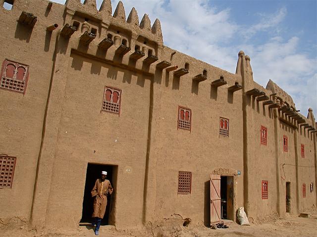 maison de boue djenné