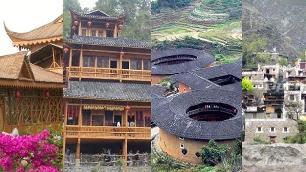 maisons chinoises