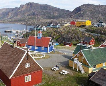 maisons groenland