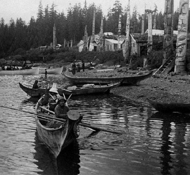 village haida