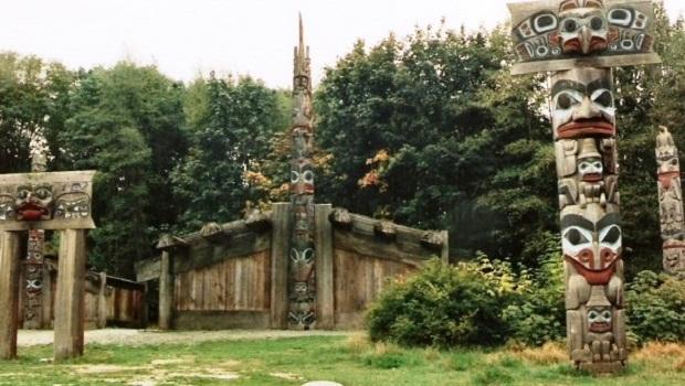 maison haida