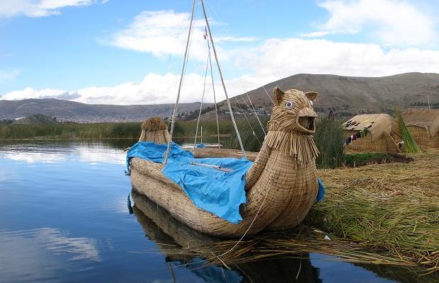 bateau uros
