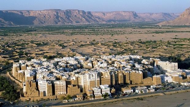 Shibam : le Manhattan du désert au Yémen