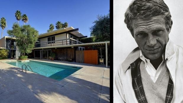 L'ancienne maison de Steve McQueen est un trésor intemporel