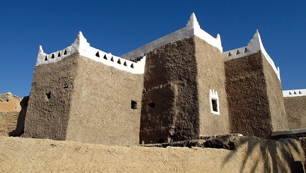 maisons ghadames