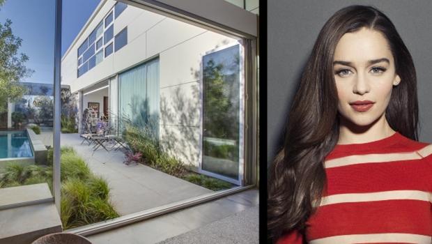 La star du Trône de Fer (Emilia Clarke) s'achète une nouvelle maison à Los Angeles