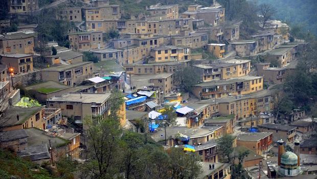 Masouleh : un village historique