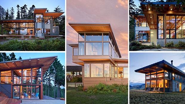 20 exemples impressionnants d'architecture du Nord-Ouest Pacifique