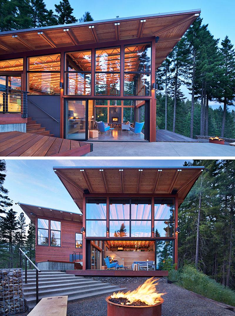20 Exemples Impressionnants D 39 Architecture Du Nord Ouest