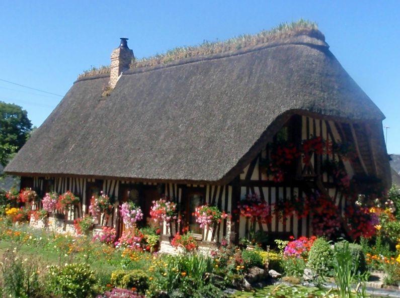 chaumiere-normandie-rouen