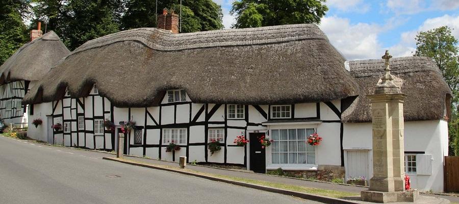 wherwell cottage