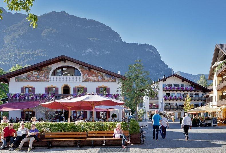 Garmisch partenkirchen tourisme voyages cartes - Garmisch partenkirchen office du tourisme ...