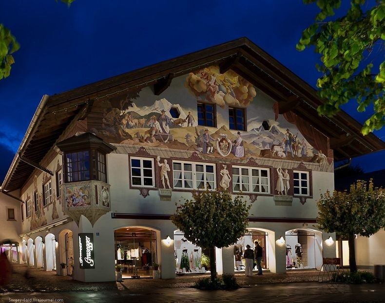 Garmisch partenkirchen village alpin en allemagne - Garmisch partenkirchen office du tourisme ...