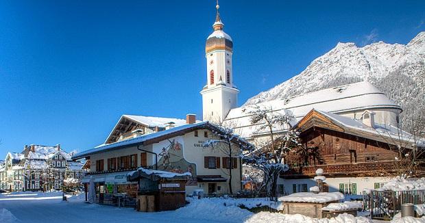 garmisch-partenkirchen neige