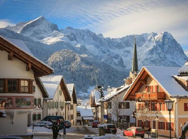 garmisch-partenkirchen hiver