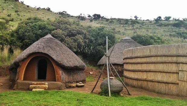 hutte basotho
