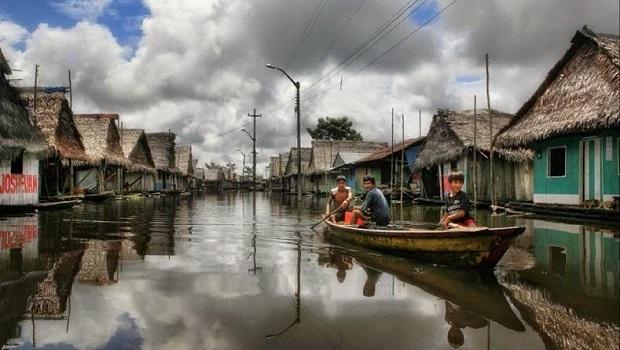 Iquitos, la plus grande ville au monde qui ne peut pas être atteinte par la route