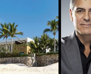 maison george clooney