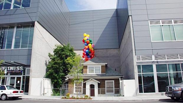 La maison légendaire d'Edith Macefield à Seattle