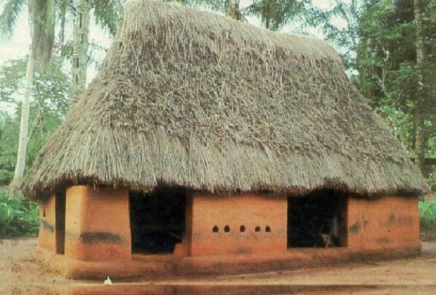maison typique igbo