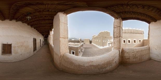 maisons traditionnelles najran