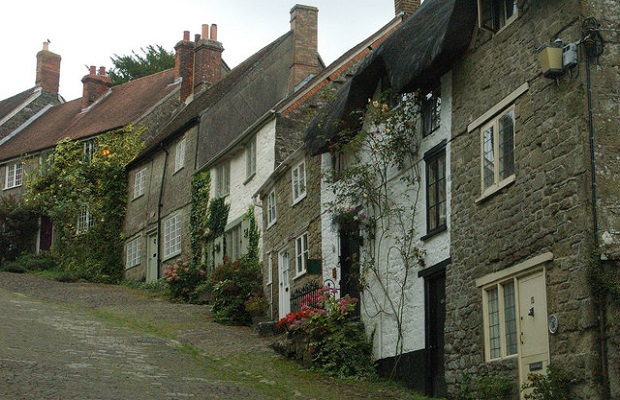 gold hill angleterre