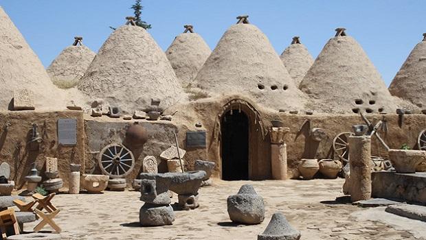 Les maisons ruche de Harran