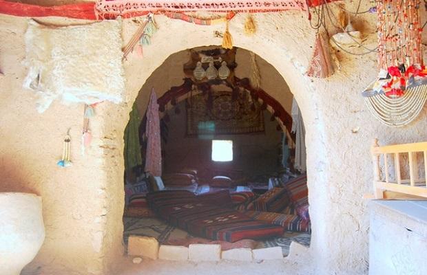 maison ruche intérieur