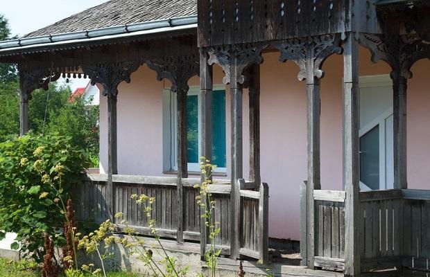 maison roumanie
