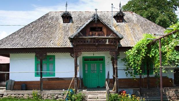 maison roumaine